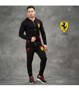 ست سویشرت و شلوار Ferrari مدل Fenara