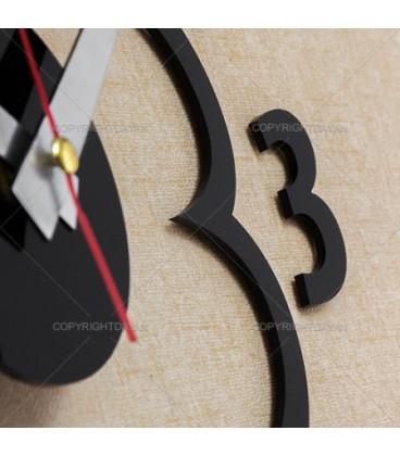 ساعت دیواری پامچال