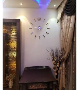 ساعت دیواری تایم(طلایی)