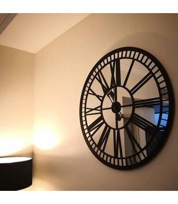 ساعت دیواری کلاسیک مدل گراند (مشکی) |