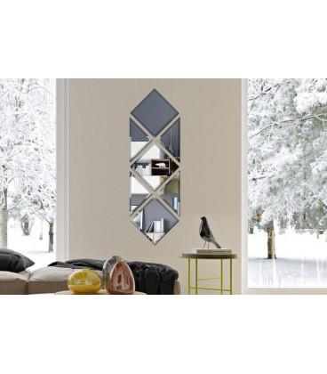 مجموعه آینه تراش مدل سلنا