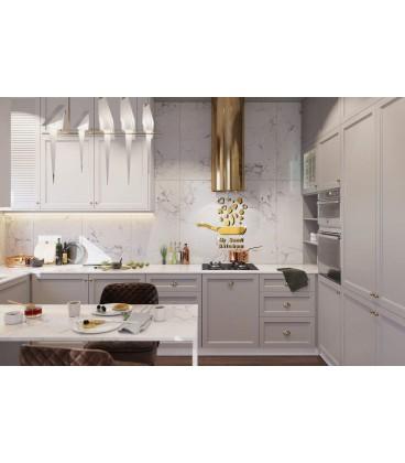 آینه آشپزخانه طرح Kitchen