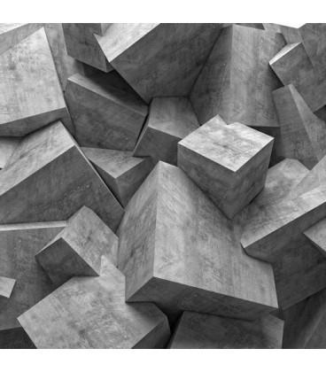 کفپوش سه بعدی آسانسور طرح تخته سنگ