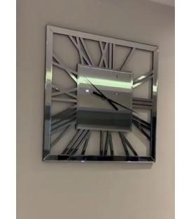 ساعت دیواری آینه ای طرح سهیلا