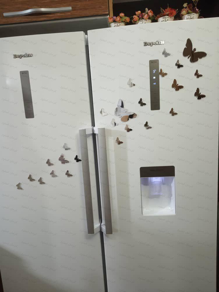 نمونه نصب شده پروانه فانتزی طرح پرواز خیال